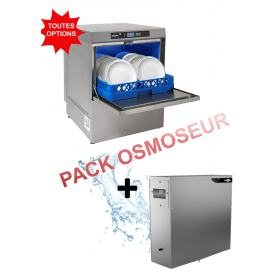 LAVE-VAISSELLE FRONTAL + PACK OSMOSEUR