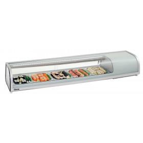 Presentoir refrigere SushiBar GL2-1800