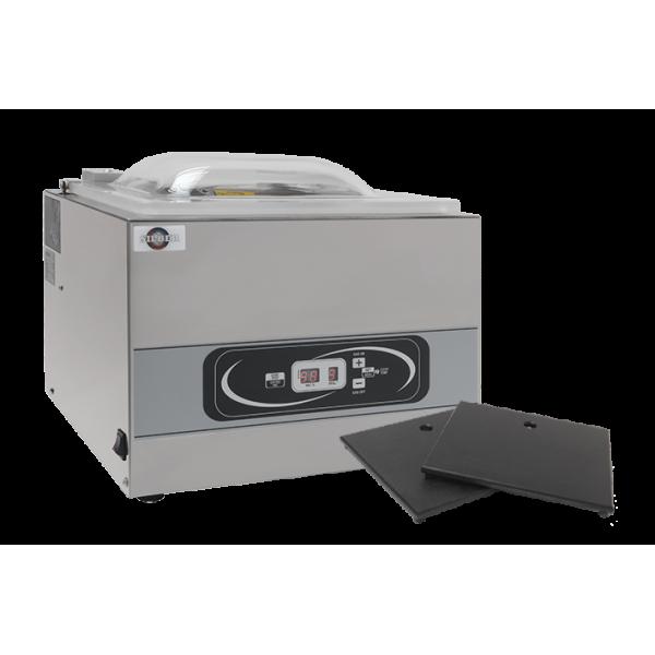Machine sous vide à cloche OPTIMA - soudure 350 - pompe 9m3