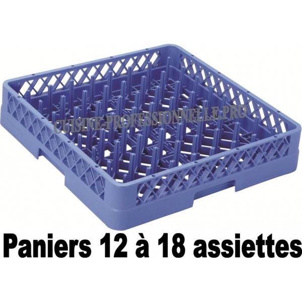 PACK COLLECTIVITE - PANIERS 12 A 18 ASSIETTES