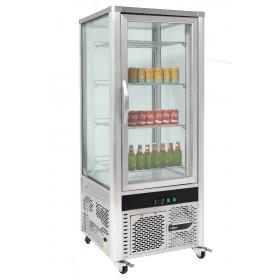 Vitrine réfrigérée à boissons (inox)