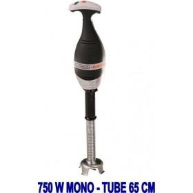 MIXER PORTATIF 750 W MONO - TUBE 65 CM