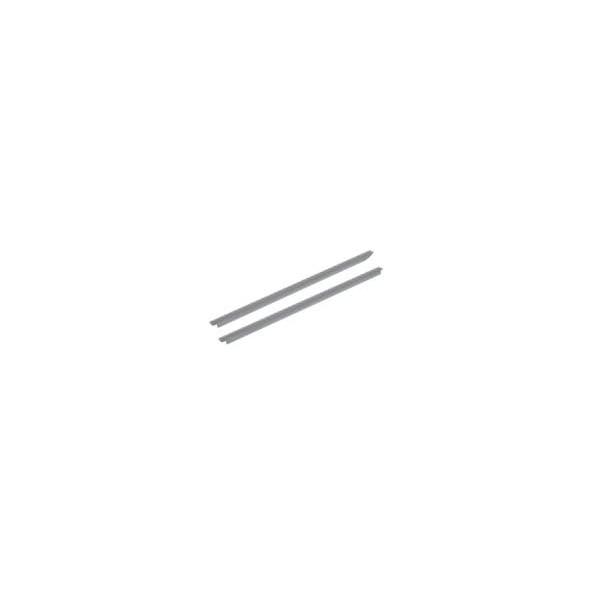 PAIRE DE GLISSIÈRES INOX POUR ARMOIRE 600 L ET 1200 L