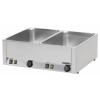 Double bain marie électrique GN 1/1 -150 mm