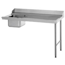 TABLE ENTRÉE RACCORDABLE A GAUCHE LONGUEUR 1100 MM