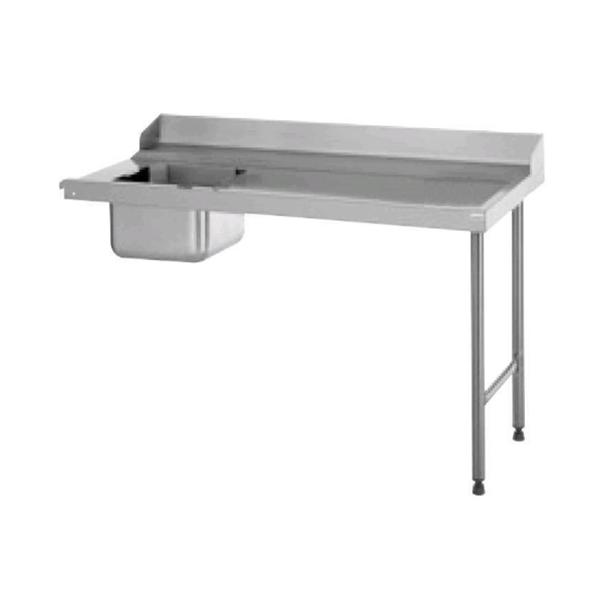 TABLE ENTRÉE RACCORDABLE A GAUCHE LONGUEUR 1600 MM