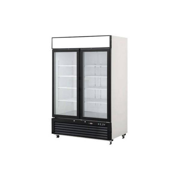 Vitrine réfrigérée verticale 1320 litres