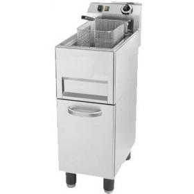 Friteuse électrique 13 litres sur coffre