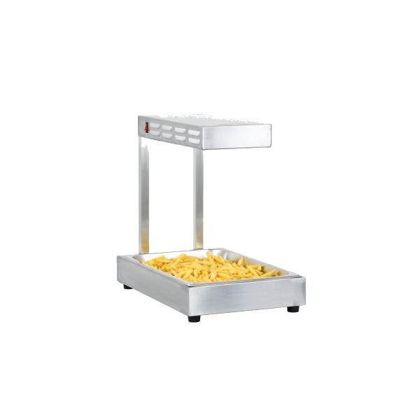 Chauffe-frites professionnel GN1/1 - Quartz