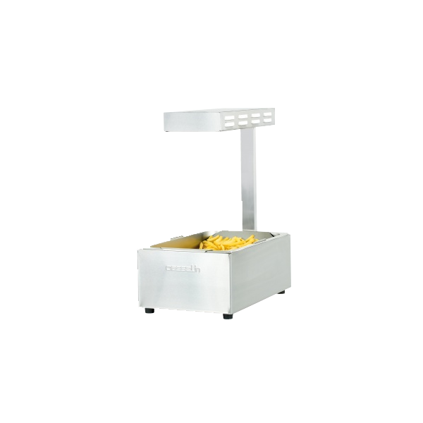 Chauffe-frites professionnel GN1/1 - Infrarouge