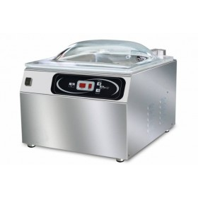 Machine sous vide - soudure 400 - pompe 12/14m³