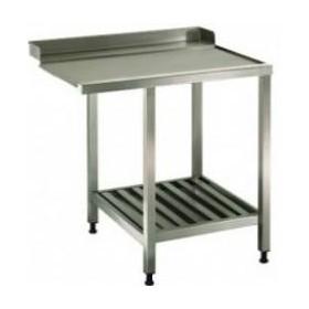Tables lisse de lave-vaisselle - 1200 mm