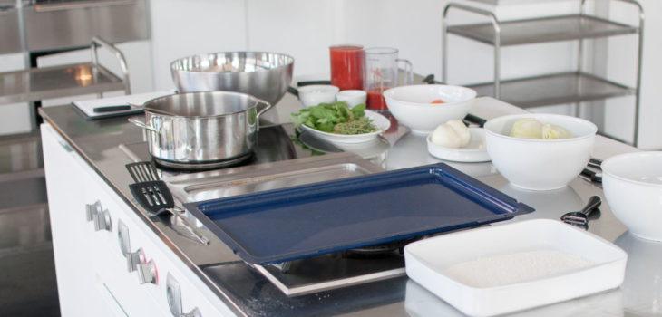 la cuisine inox