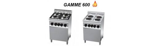 Gamme 600 - Ligne de cuisson professionnelle