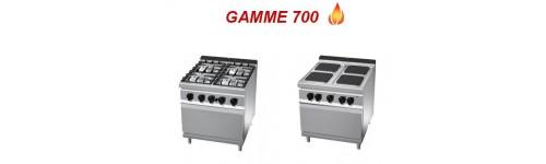 Gamme 700 - Ligne de cuisson professionnelle