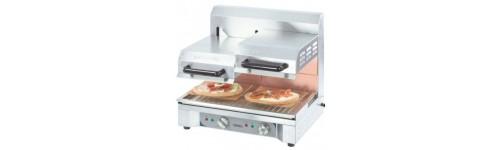 Salamandre et toaster professionnels