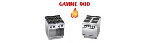 Gamme 900 - Ligne de cuisson professionnelle